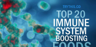 Boost Immune System: Top 20 Immune Boosting Foods
