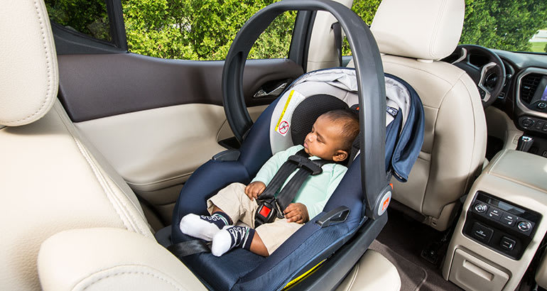 Install Baby's Car Seat