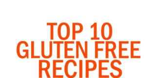 Top 10 Gluten Free Recipes