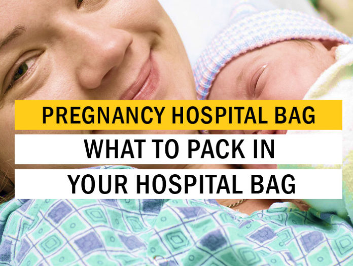 Pregnancy Hospital Bag: What to Pack in Your Hospital Bag