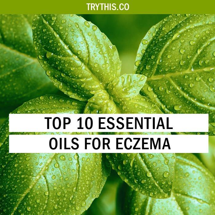 Top 10 Essential Oils for Eczema