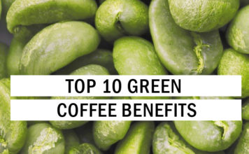 Top 10 Green Coffee Benefits