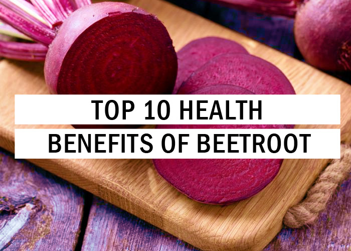 Discover the Health Benefits of Beetroot
