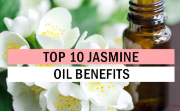 Top 10 Jasmine Oil benefits