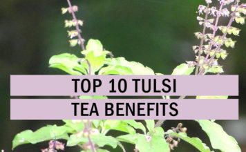 Top 10 Tulsi Tea Benefits