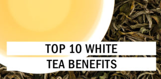 Top 10 White Tea Benefits