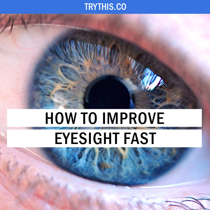 How To Improve Eyesight: 8 Ways To Improve Eyesight Fast