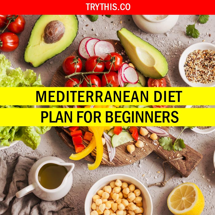 What Is The Mediterranean Diet: Mediterranean Diet Plan for Beginners