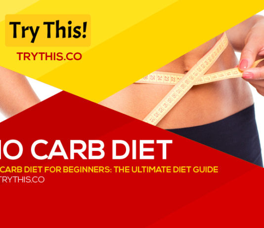 No Carb Diet For Beginners: The Ultimate Diet Guide