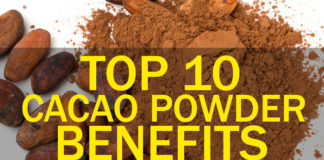 Top 10 Cacao Powder Benefits
