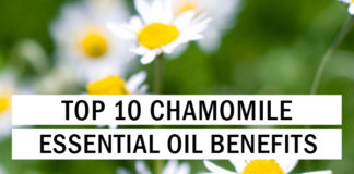 Top 10 Chamomile Essential Oil Benefits
