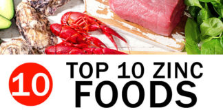Zinc Deficiency? Top 10 Zinc Foods You Have to Try Before Supplements