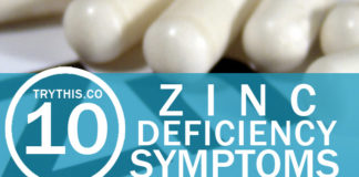 10 Zinc Deficiency Symptoms