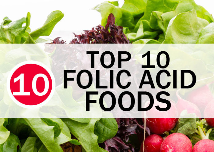 Folic Acid Deficiency? Top 10 Folic Acid Foods You Have to Try Before Folic Acid Tablets