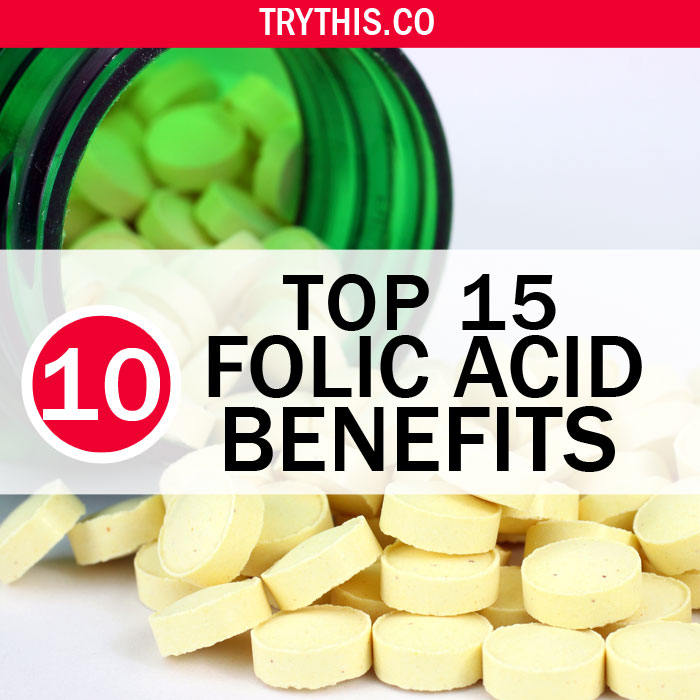 Foods High in Folic Acid: Top 15 Folic Acid Benefits