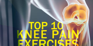 Top 10 Knee Pain Exercises