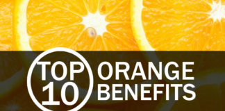 Top 10 Orange Benefits