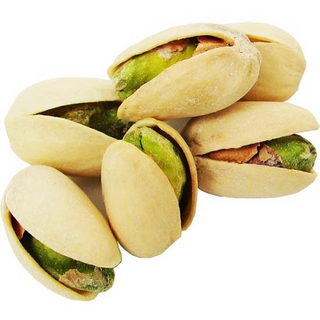 Pistachio Nuts Are Rich in Fiber