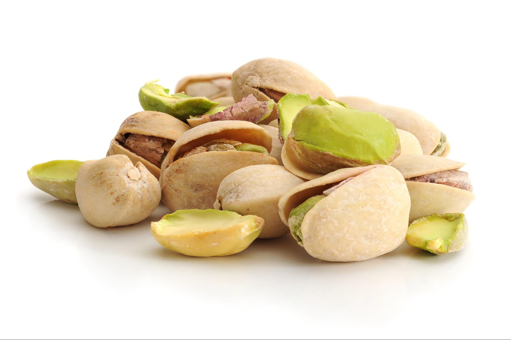Pistachio Nutrition is Packed With Minerals