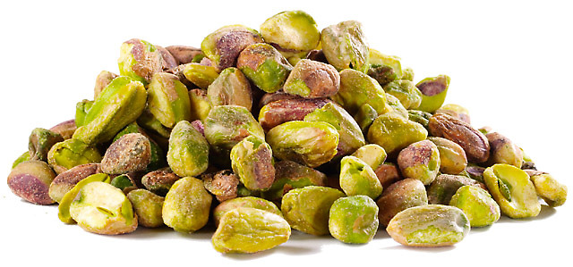 Pistachio Nuts is Arginine Abundant