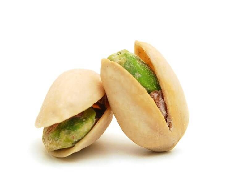 Pistachio Nuts Contains the Lowest Acrylamide