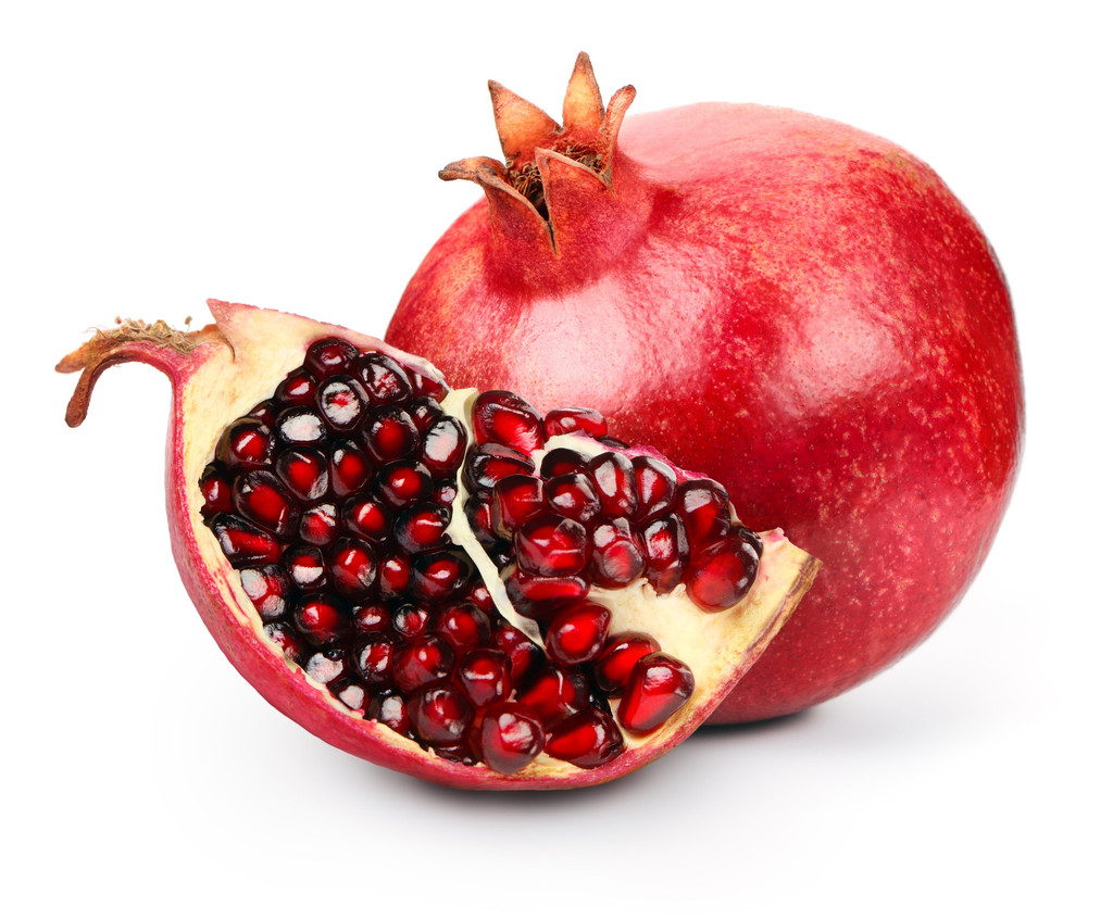 Pomegranate Prevents Bacterial Infection