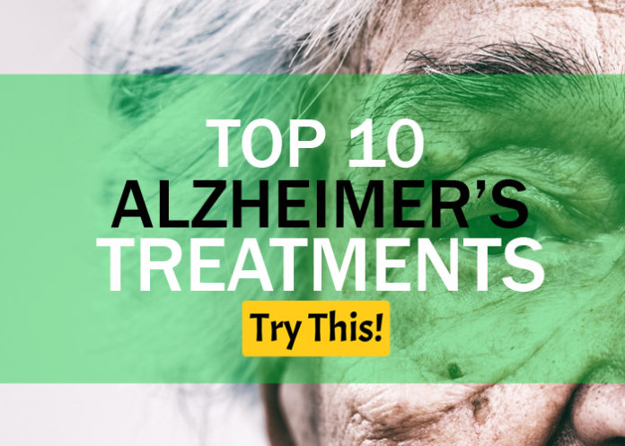 Top 10 Alzheimer's Treatments