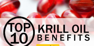 Top 10 Krill Oil Benefits