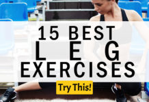 Leg Day Workout: 15 Best Leg Exercises