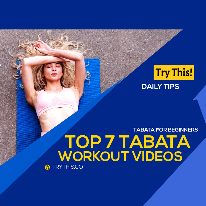 Top 7 TABATA Workout Videos