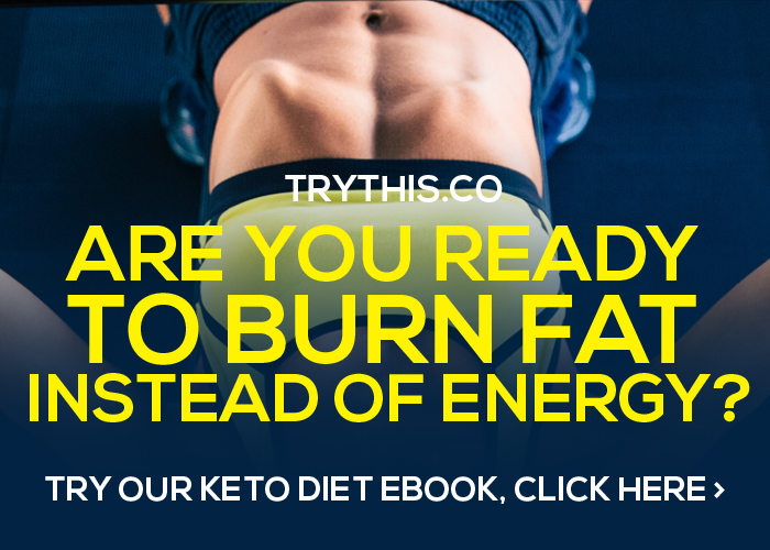 TRY OUR KETO DIET EBOOK